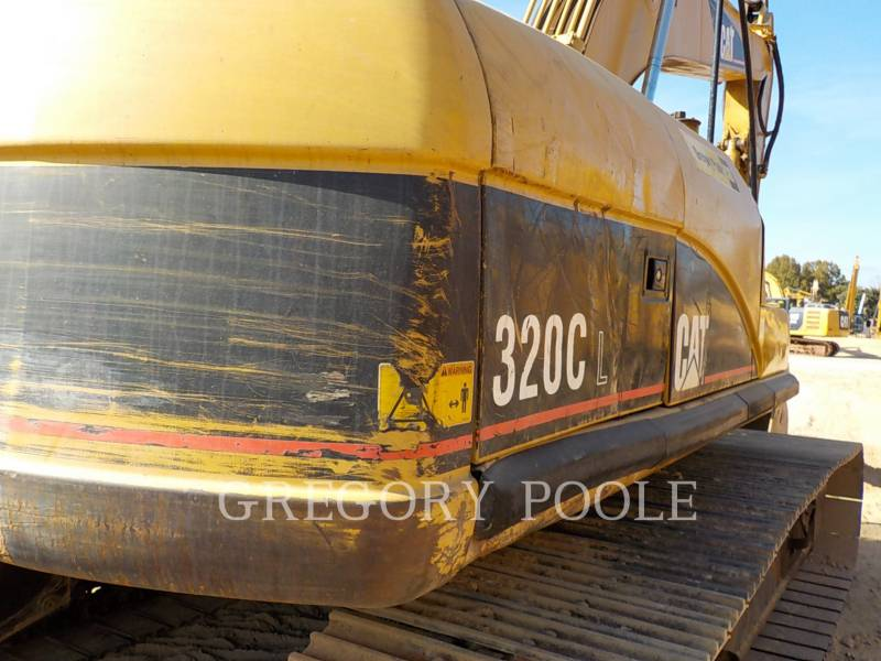 CATERPILLAR TRACK EXCAVATORS 320C L equipment  photo 12
