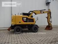 CATERPILLAR EXCAVADORAS DE RUEDAS M314F equipment  photo 7