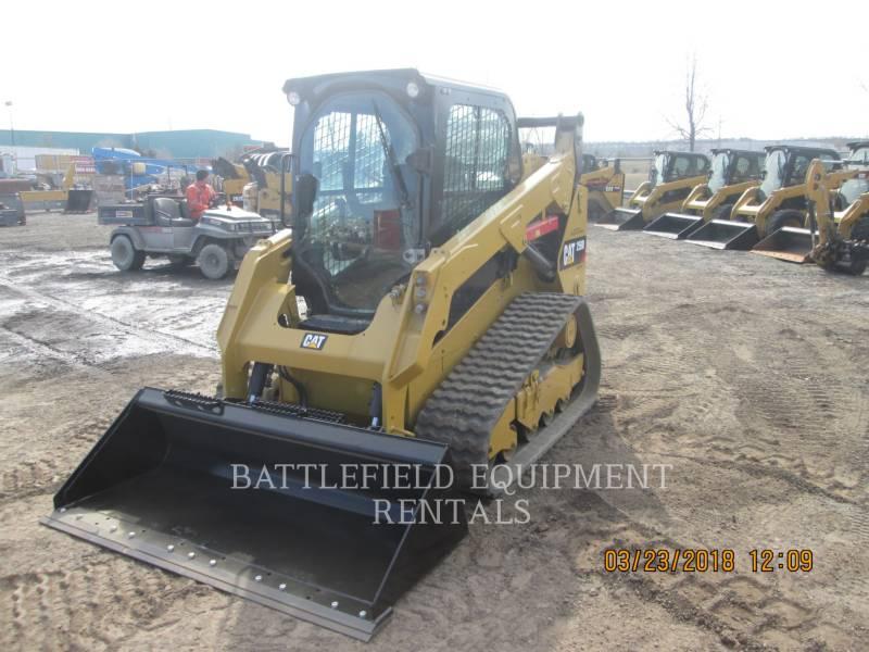 CATERPILLAR MULTI TERRAIN LOADERS 259DLRC equipment  photo 3