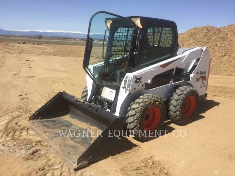 BOBCAT SKID STEER LOADERS S550 equipment  photo 1