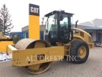 Equipment photo CATERPILLAR CS64B COMPACTEUR VIBRANT, MONOCYLINDRE LISSE 1