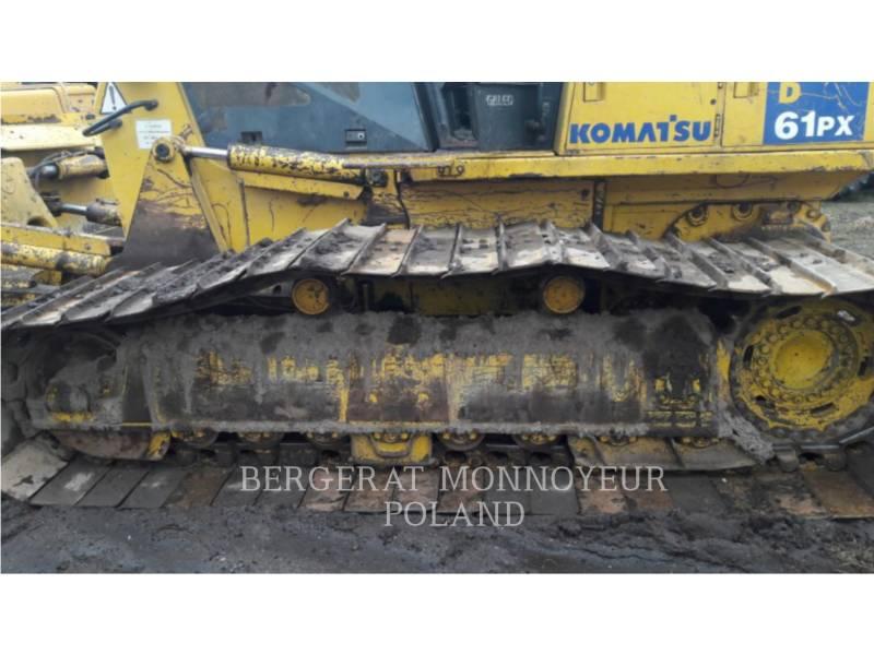 KOMATSU 農業用トラクタ D61P X15 equipment  photo 2