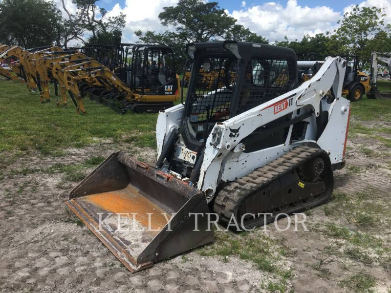BOBCAT MULTI TERRAIN LOADERS T-590 equipment  photo 1
