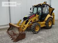 Equipment photo CATERPILLAR 428E 挖掘装载机 1