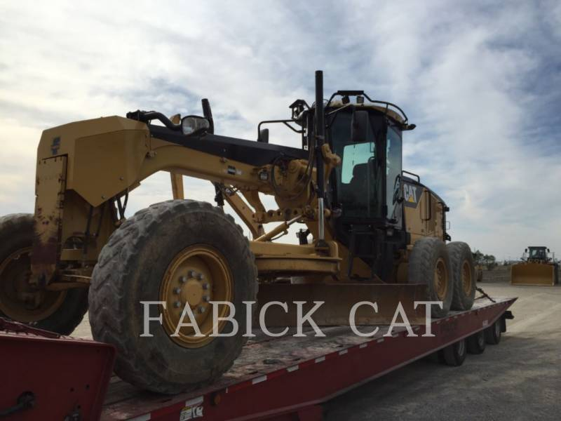 CATERPILLAR NIVELEUSES 140M equipment  photo 4