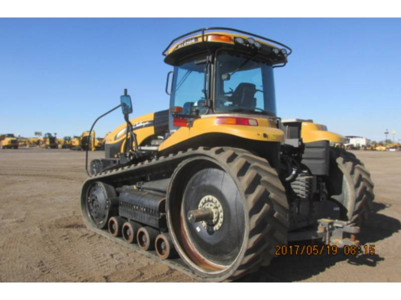 AGCO-CHALLENGER TRACTORES AGRÍCOLAS MT845E equipment  photo 8
