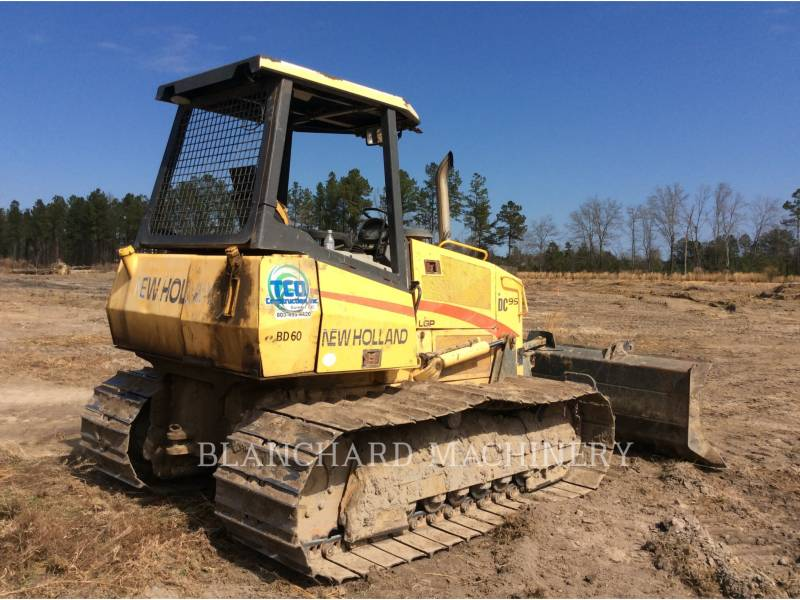 NEW HOLLAND LTD. TRACK TYPE TRACTORS DC95 LGP equipment  photo 6