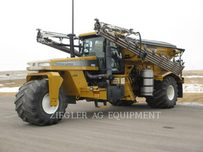 AG-CHEM Düngemaschinen 8103 equipment  photo 1