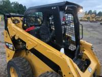 CATERPILLAR PALE COMPATTE SKID STEER 242 D equipment  photo 6