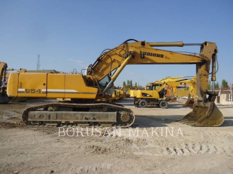 LIEBHERR MINING SHOVEL / EXCAVATOR R954C equipment  photo 1