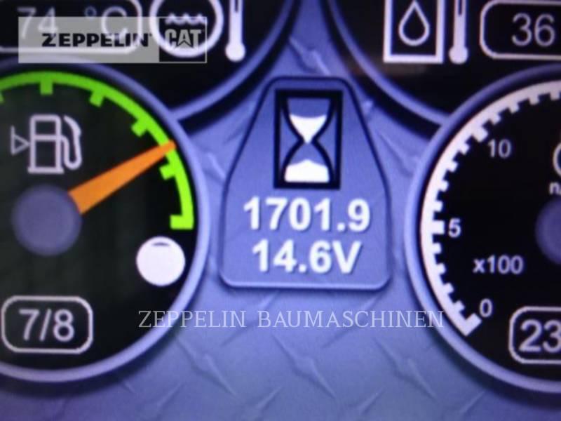 CATERPILLAR MINICARGADORAS 236D equipment  photo 11