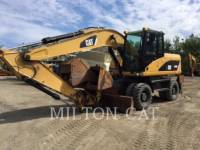 Caterpillar EXCAVATOARE PE ROŢI M316D equipment  photo 1