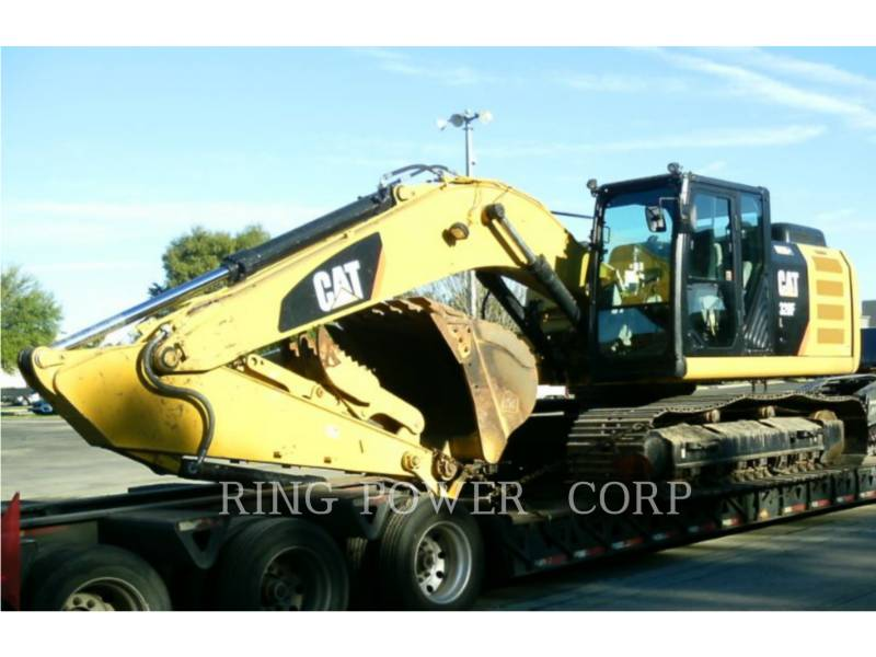 CATERPILLAR KETTEN-HYDRAULIKBAGGER 320FLTHM equipment  photo 1
