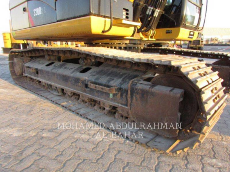 CATERPILLAR TRACK EXCAVATORS 320 D L equipment  photo 10
