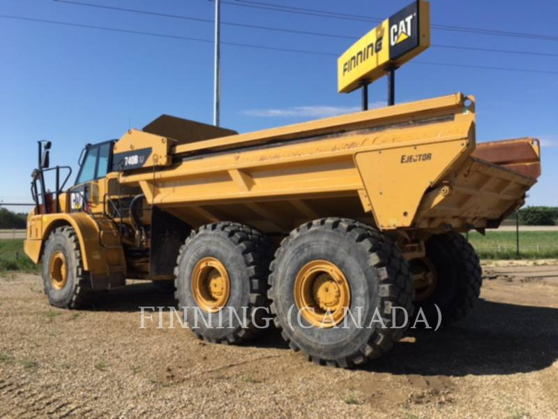 CATERPILLAR DUMPER ARTICOLATI 740BEJ equipment  photo 3