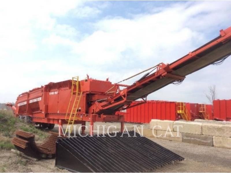 FINLAY CRIBAS 790 TRMML equipment  photo 3