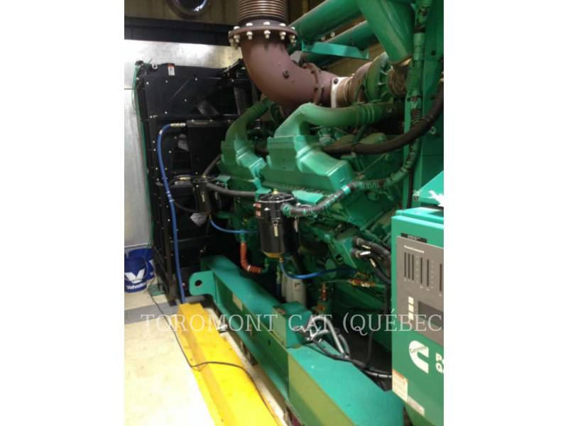 CUMMINS STATIONÄRE STROMAGGREGATE DQKC-5753789_2000KW_4160VOLTS equipment  photo 6
