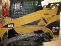 CATERPILLAR SKID STEER LOADERS 257B equipment  photo 2