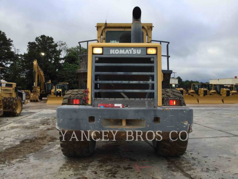 KOMATSU MINING WHEEL LOADER WA500-3LK equipment  photo 3
