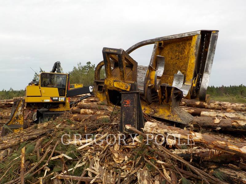CATERPILLAR CARGADOR FORESTAL 559B DS equipment  photo 18