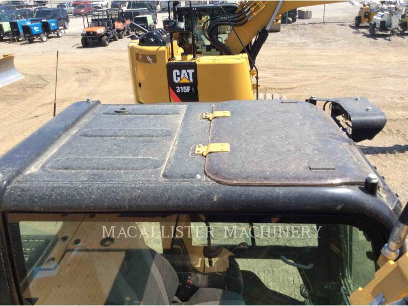 CATERPILLAR TRACK EXCAVATORS 311FLRR equipment  photo 12