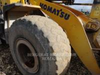 KOMATSU WHEEL LOADERS/INTEGRATED TOOLCARRIERS WA 380 equipment  photo 6