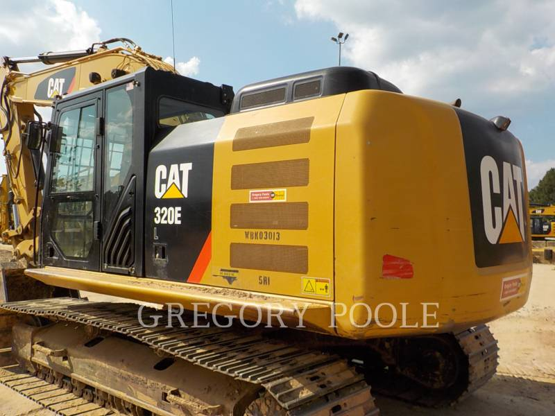 Caterpillar EXCAVATOARE PE ŞENILE 320E L equipment  photo 8