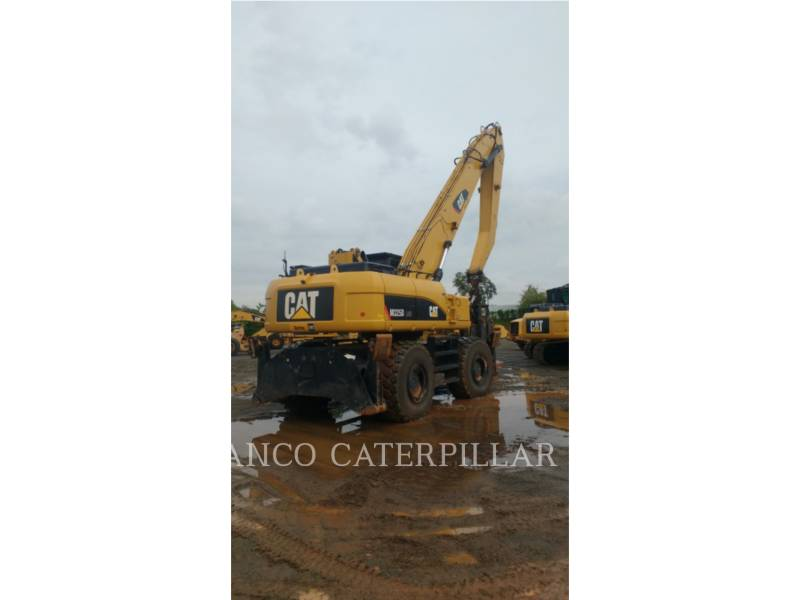 CATERPILLAR EXCAVADORAS DE RUEDAS M325DLMH equipment  photo 4