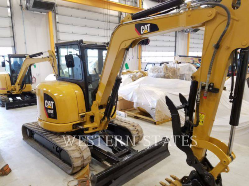 CATERPILLAR EXCAVADORAS DE CADENAS 305 E CR equipment  photo 2