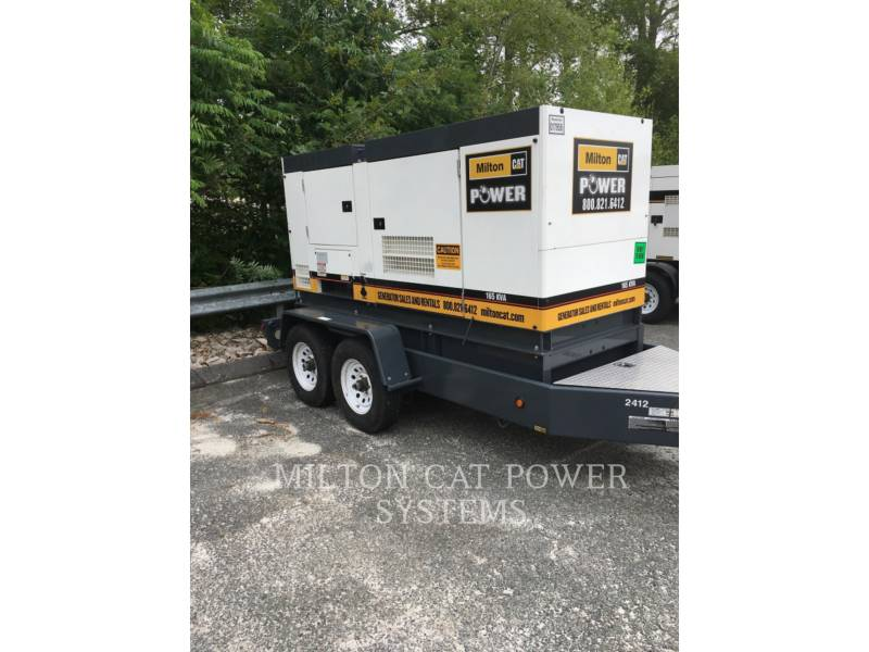 AIRMAN PORTABLE GENERATOR SETS PP150 equipment  photo 1