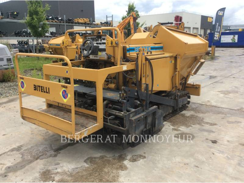 CATERPILLAR FINISSEURS BB-621C equipment  photo 3