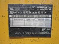 CATERPILLAR WIELLADERS/GEÏNTEGREERDE GEREEDSCHAPSDRAGERS 930K equipment  photo 13