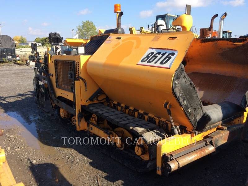LEE-BOY ASPHALT PAVERS 8616 equipment  photo 3