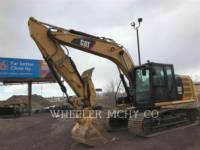 CATERPILLAR TRACK EXCAVATORS 316E L THM equipment  photo 1