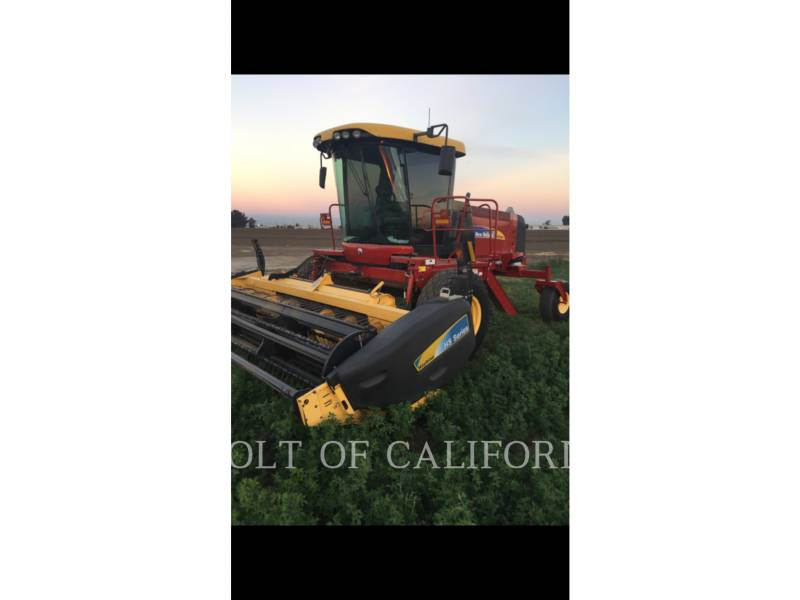 NEW HOLLAND LTD. С/Х ВАЛКОУКЛАДЧИК H8040   GT10840 equipment  photo 1