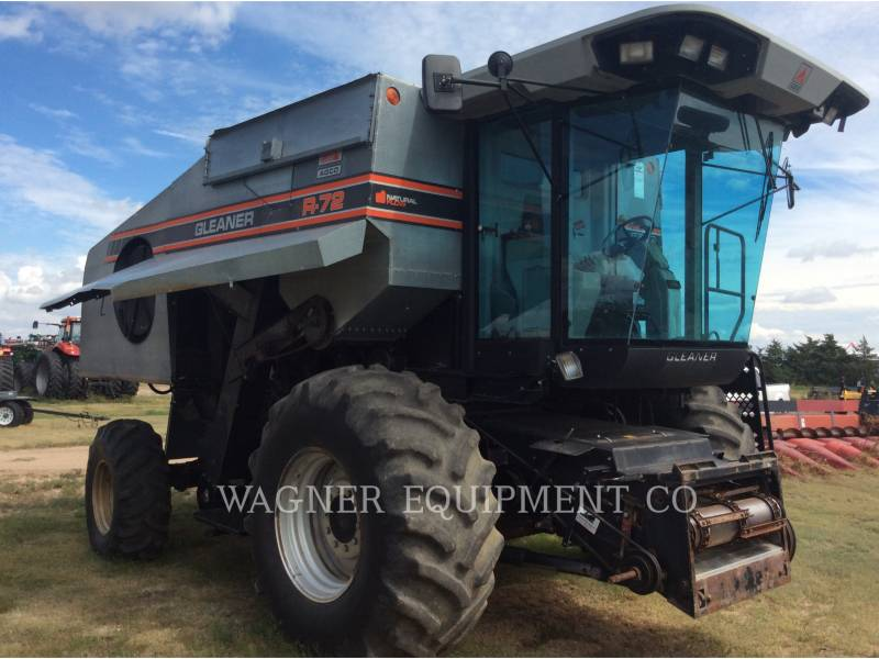 GLEANER COMBINADOS R72 equipment  photo 4