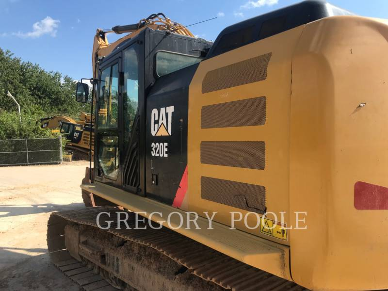 CATERPILLAR TRACK EXCAVATORS 320E L equipment  photo 9