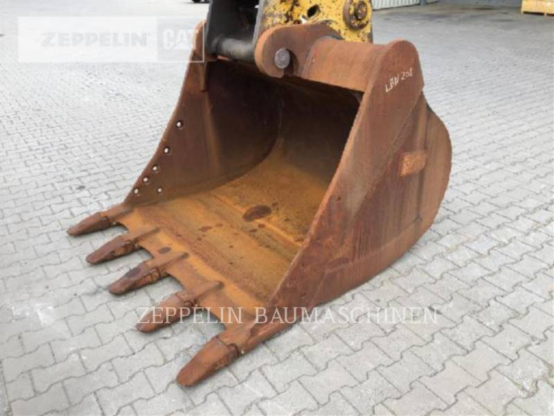 CATERPILLAR EXCAVADORAS DE CADENAS 330FLN equipment  photo 8