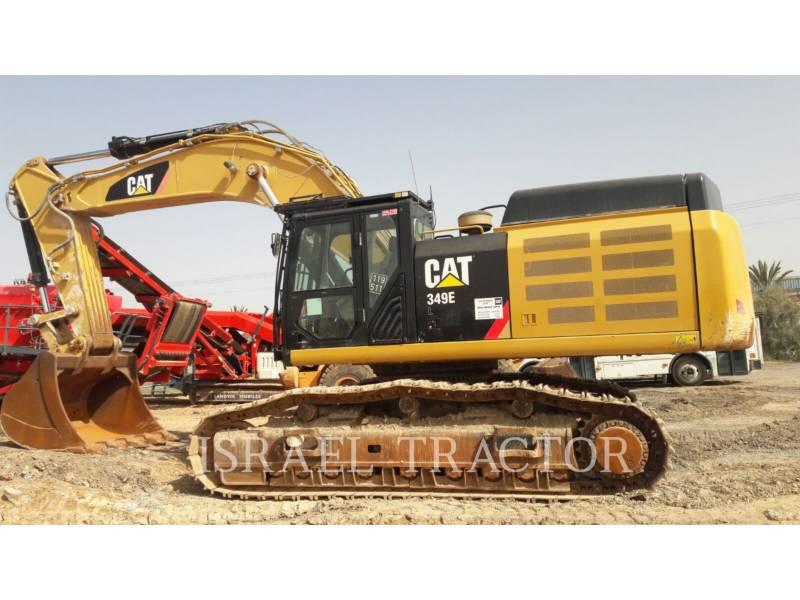 CAT TRADE-IN MINING SHOVEL / EXCAVATOR 349E equipment  photo 3