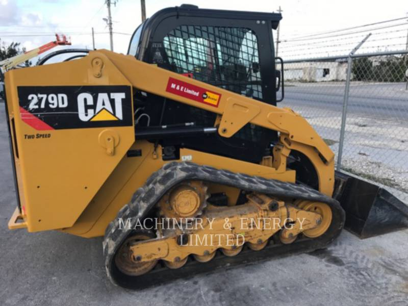CATERPILLAR CARGADORES MULTITERRENO 279D LRC equipment  photo 1