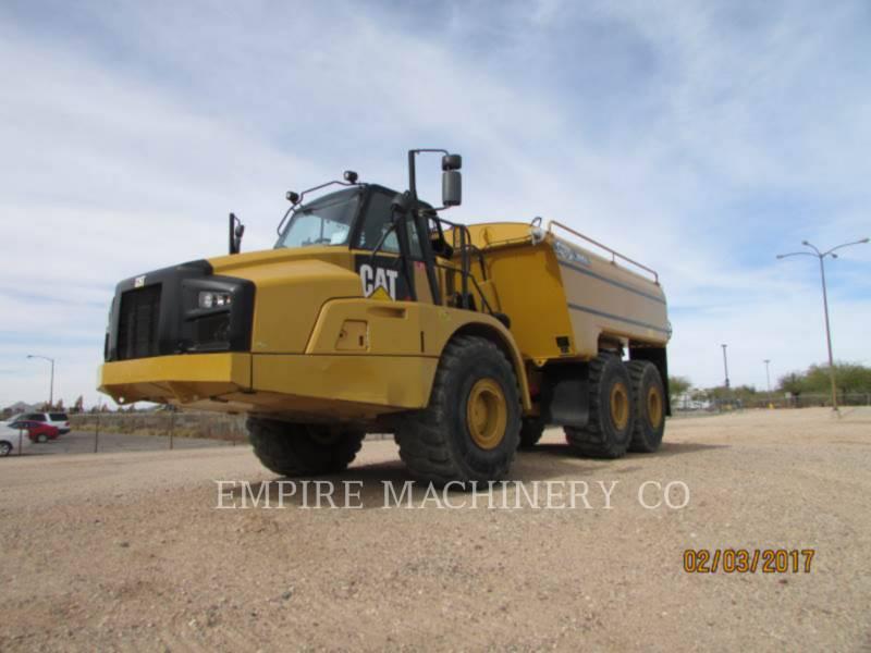 CATERPILLAR 給水トラック 740B WT equipment  photo 4