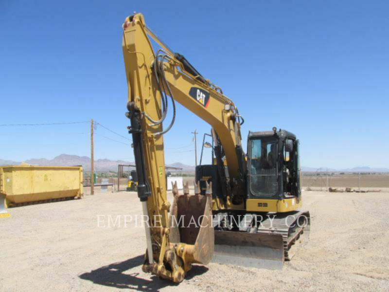 CATERPILLAR KETTEN-HYDRAULIKBAGGER 314E LCR P equipment  photo 3