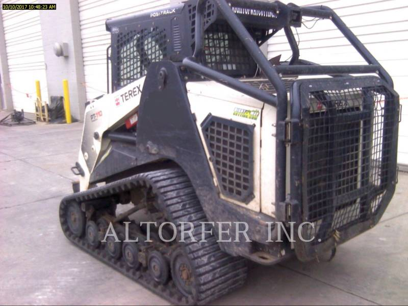 TEREX CORPORATION SKID STEER LOADERS PT110F equipment  photo 4