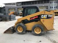 CATERPILLAR PALE COMPATTE SKID STEER 246D equipment  photo 2