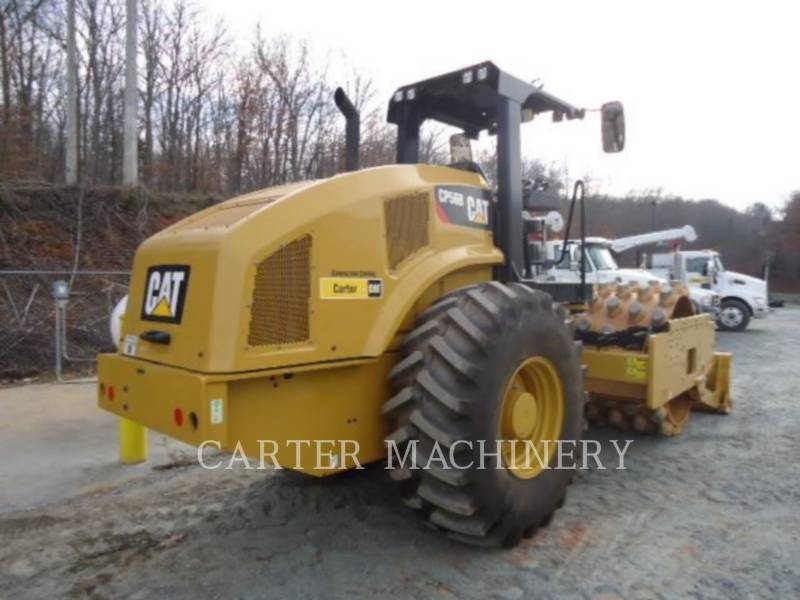 CATERPILLAR COMPACTORS CP56B CY equipment  photo 3
