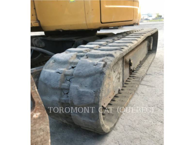CATERPILLAR TRACK EXCAVATORS 305.5DCR equipment  photo 11