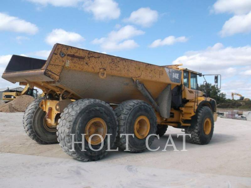 VOLVO KNICKGELENKTE MULDENKIPPER A40E equipment  photo 4