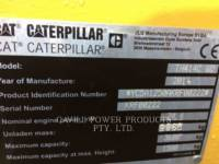 CATERPILLAR TELEHANDLER TH414CGC equipment  photo 3