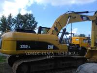 CATERPILLAR KETTEN-HYDRAULIKBAGGER 325DL equipment  photo 3