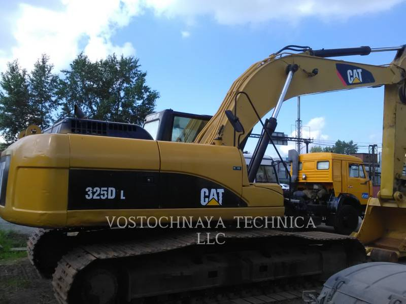 CATERPILLAR TRACK EXCAVATORS 325DL equipment  photo 3